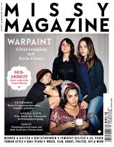 Missy Magazine 01/14